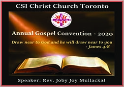 Gospel Convention 2020